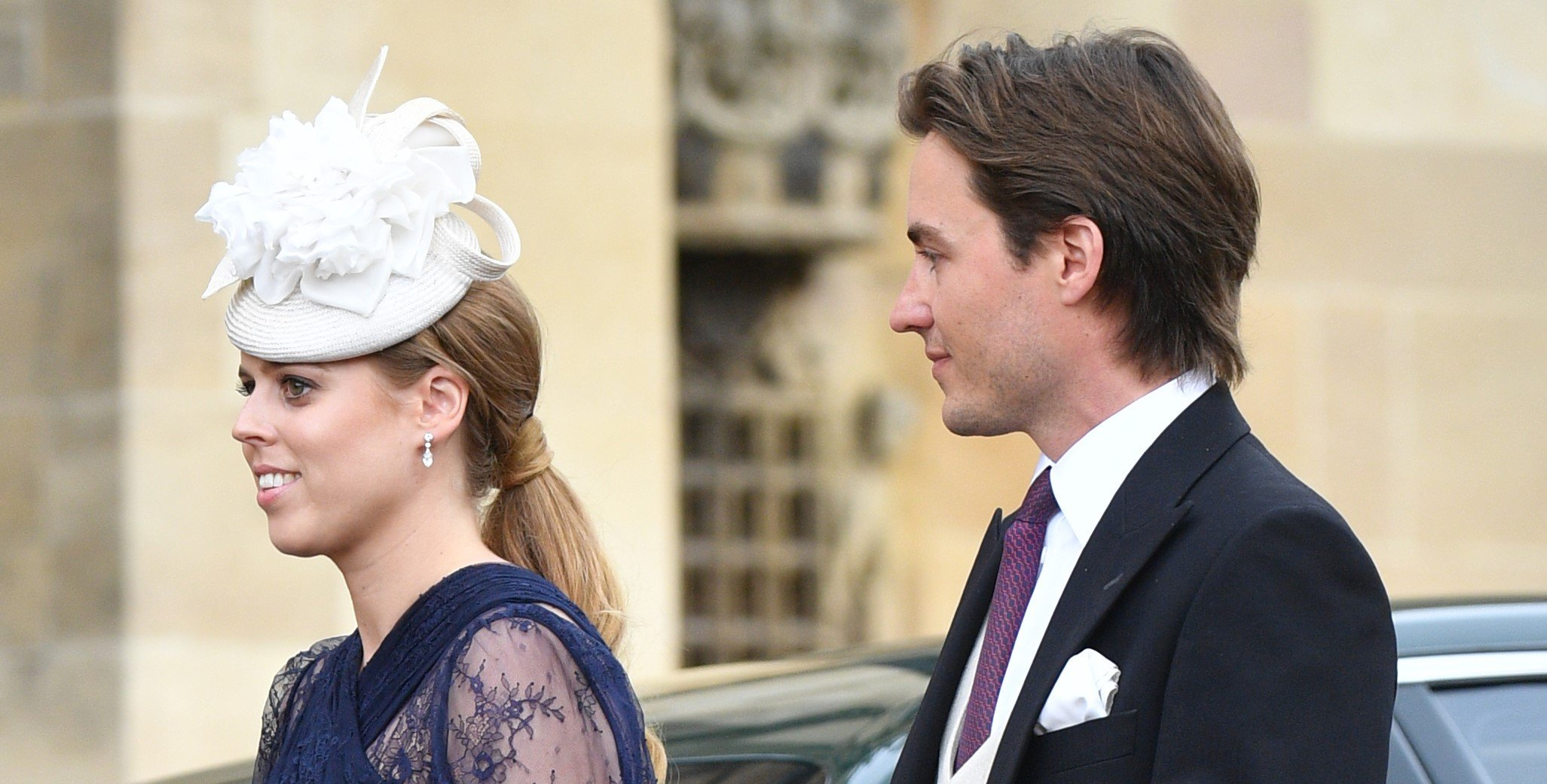 Princess Beatrice makes first royal appearance with boyfriend Edoardo Mapelli Mozzi