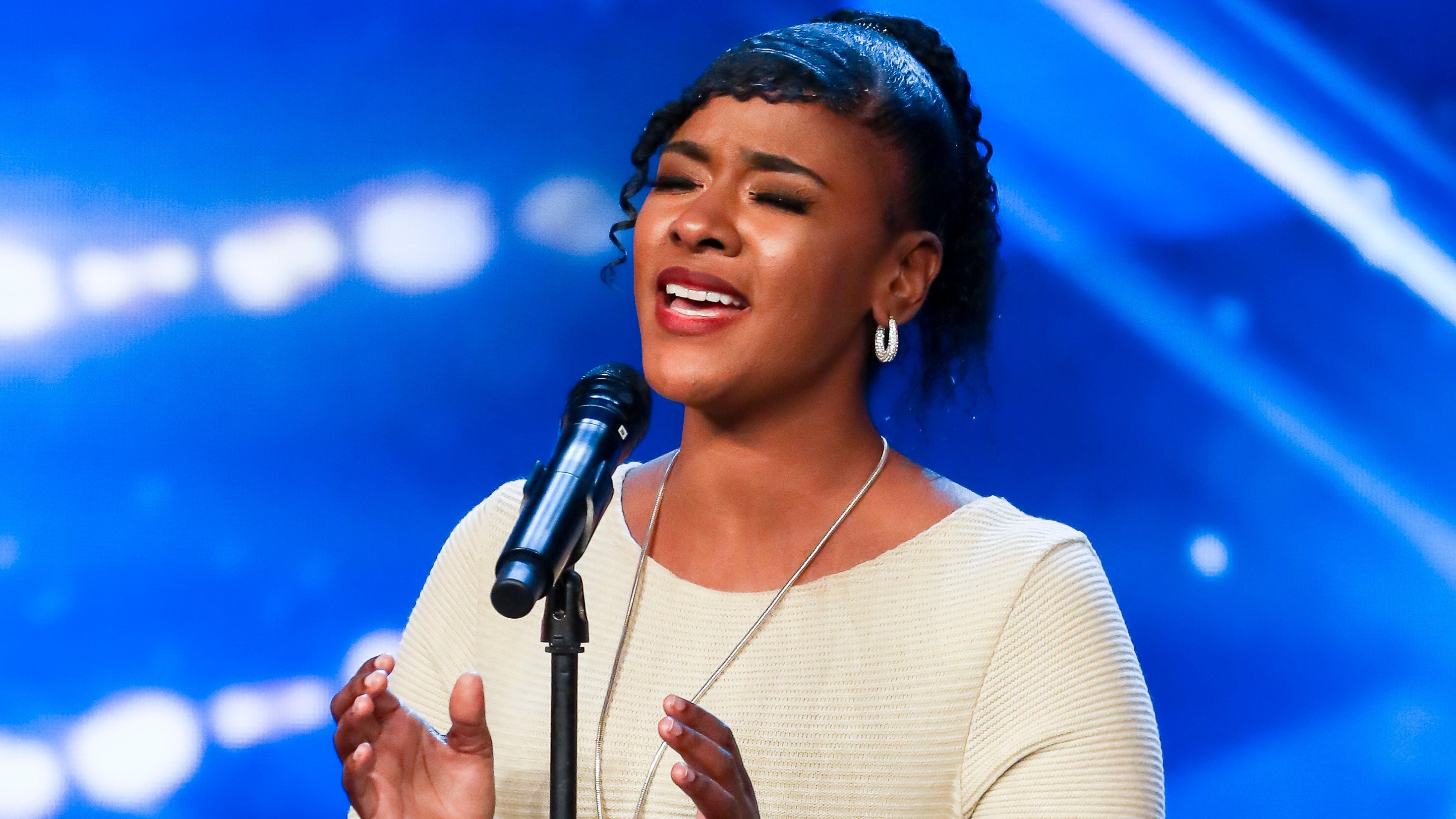 Grenfell Tower survivor Leanne Mya wows BGT judges and audience