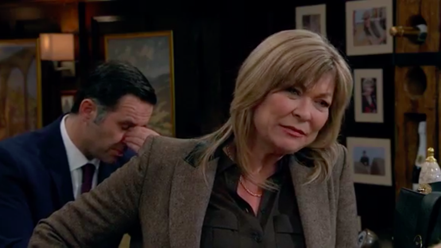 Emmerdale viewers think Kim Tate hired Nate to destroy Cain and Moira's marriage