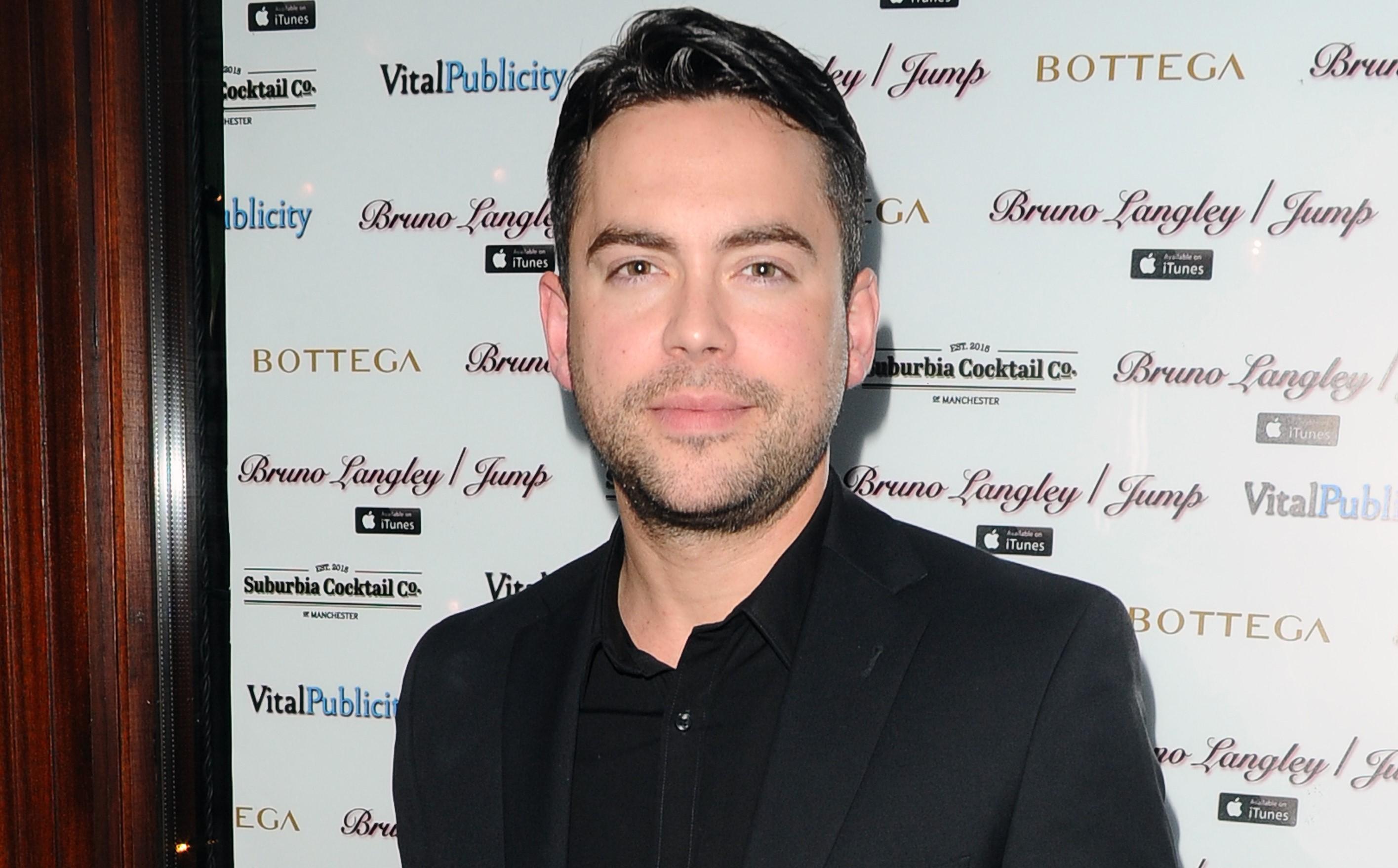 Former Coronation Street star Bruno Langley responds to negative reports