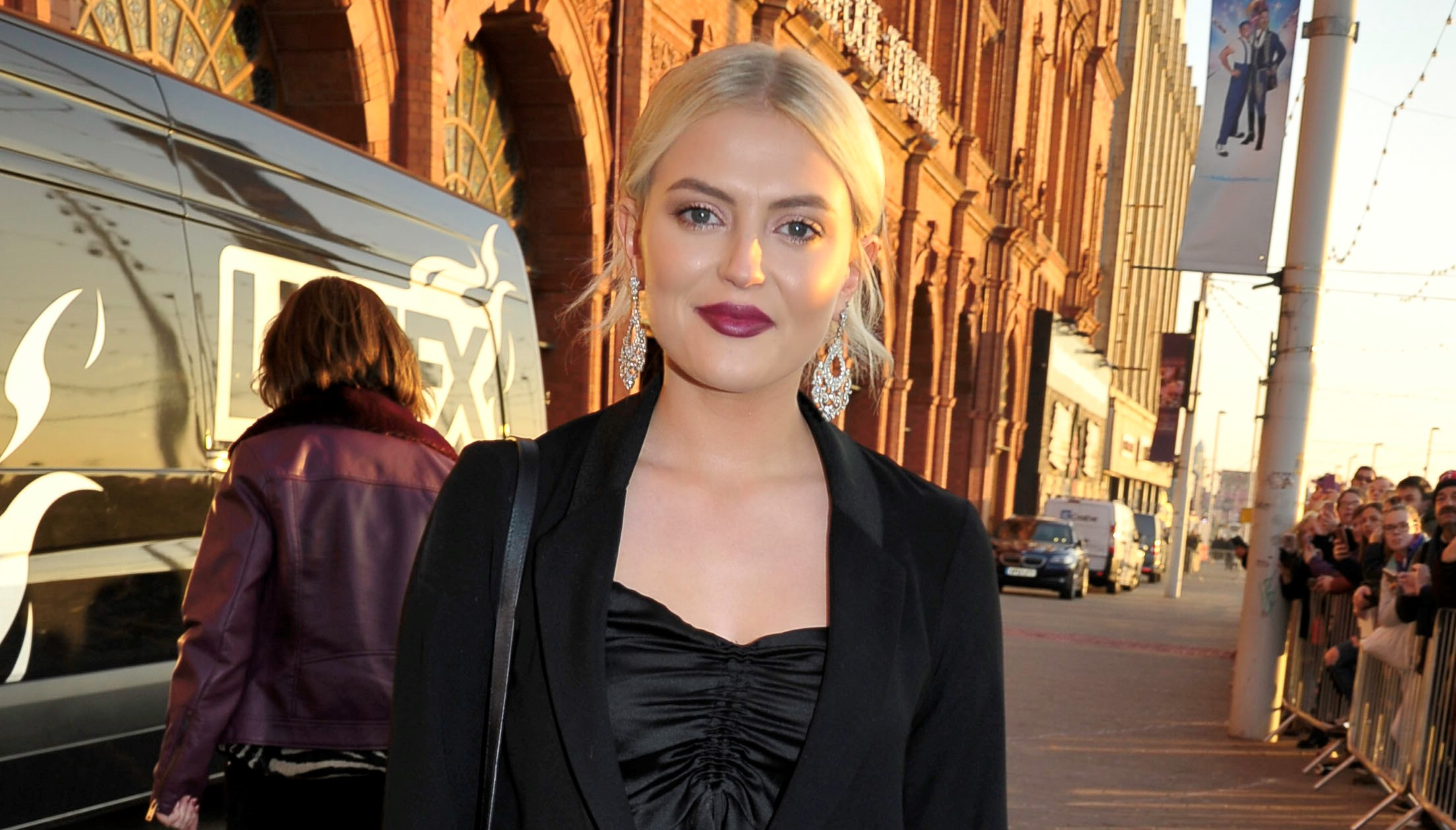 Lucy Fallon confirms her return to Coronation Street after quitting