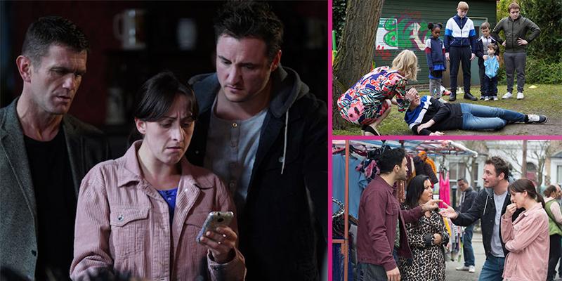 FIRST LOOK: Next week's EastEnders in 10 pictures