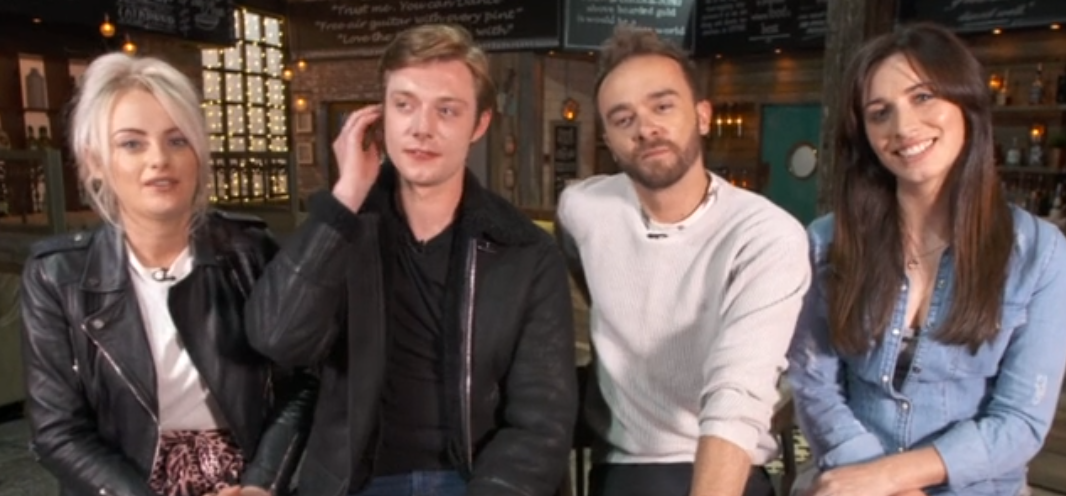 Coronation Street cast interview on This Morning blighted by blunder