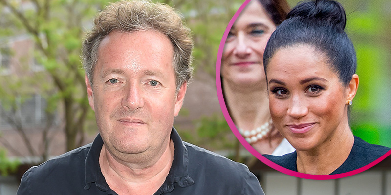 Piers Morgan slams 'diva' Meghan over wedding anniversary post