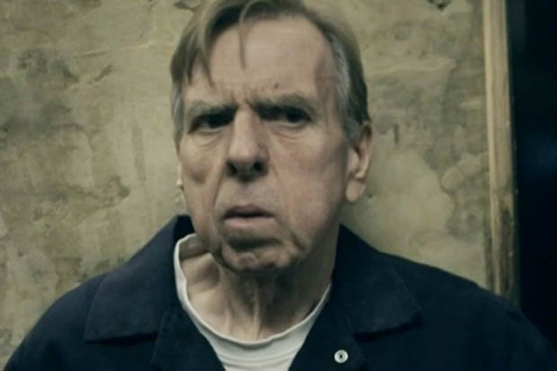 Hatton Garden viewers stunned by acting legend Timothy Spall's dramatic weight loss