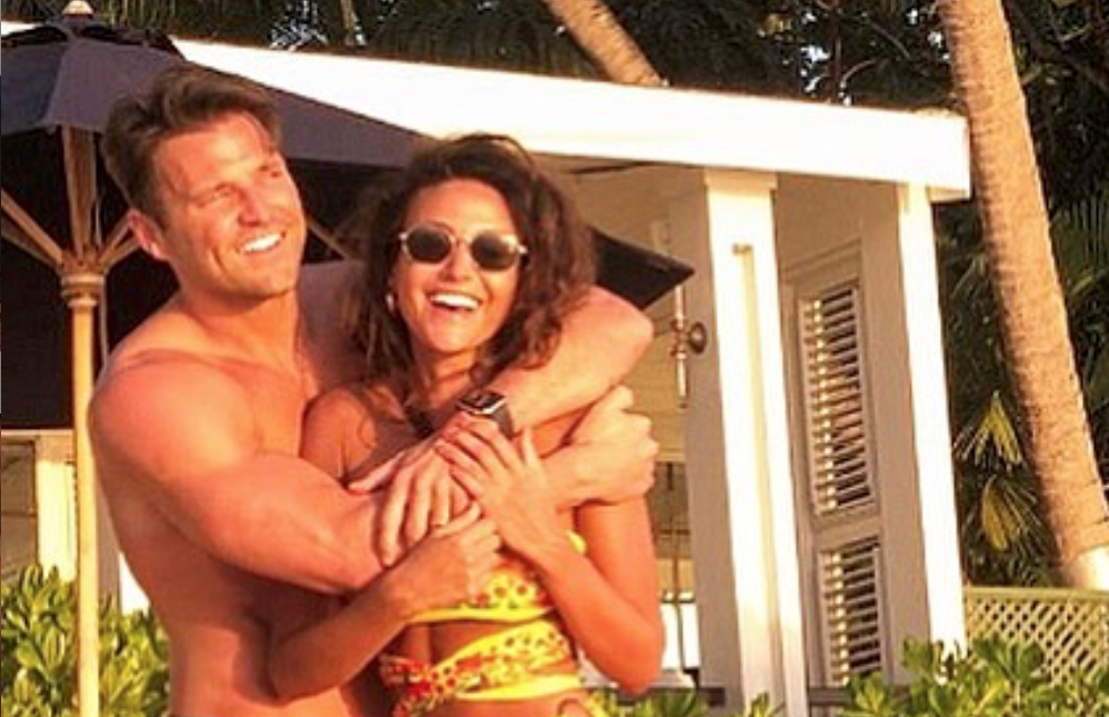 Mark Wright and Michelle Keegan holiday
