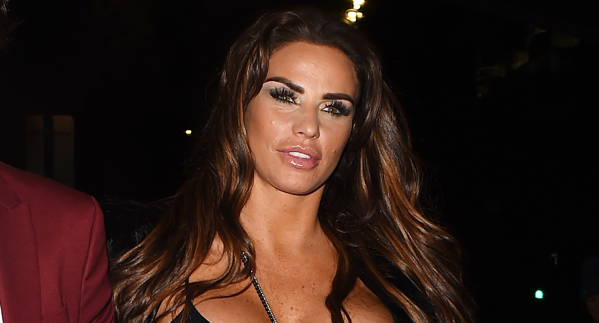Katie Price forced to deny reports she's set to become a 'high-class stripper'