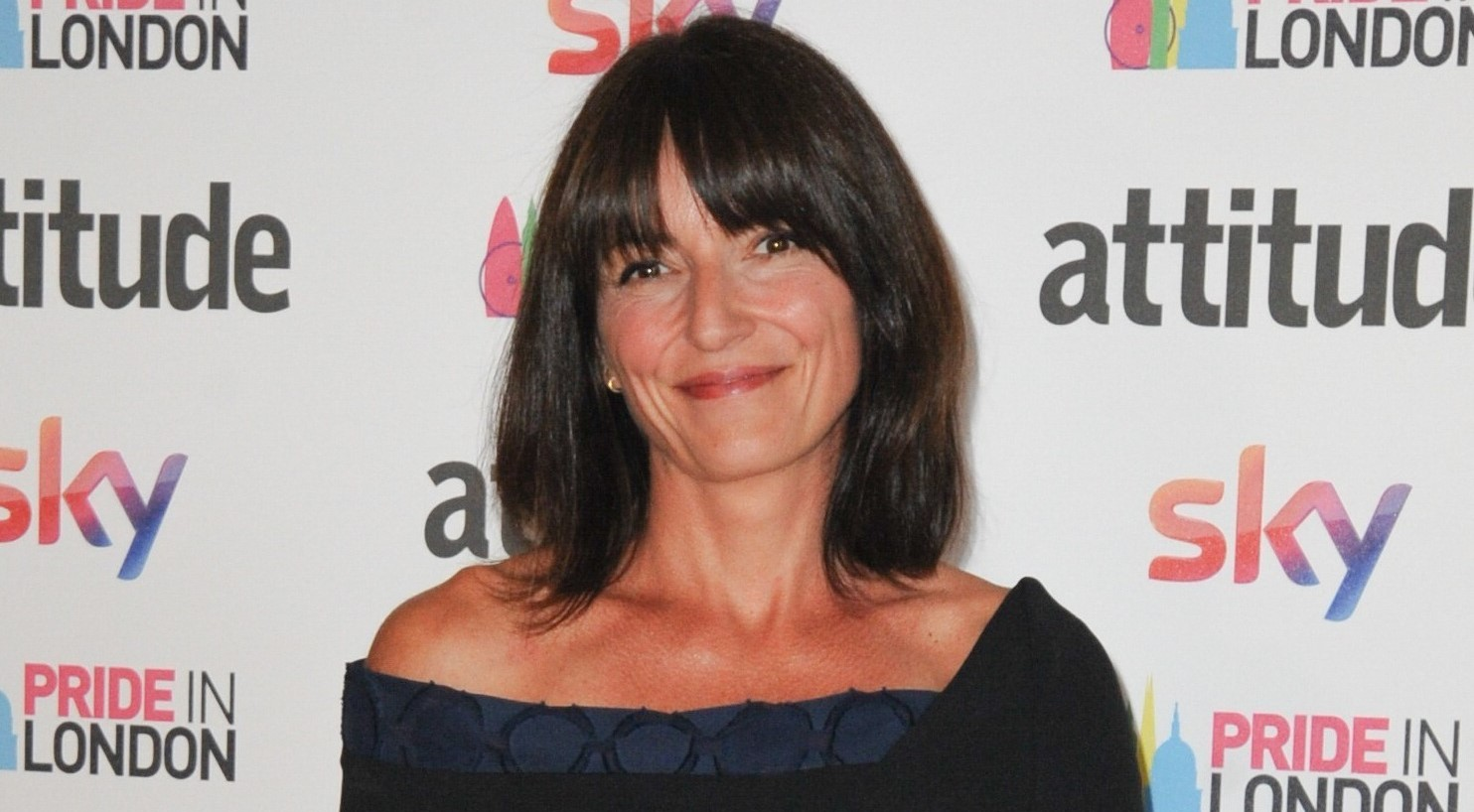 Davina McCall steps out with rumoured boyfriend after talking about 'great sex'
