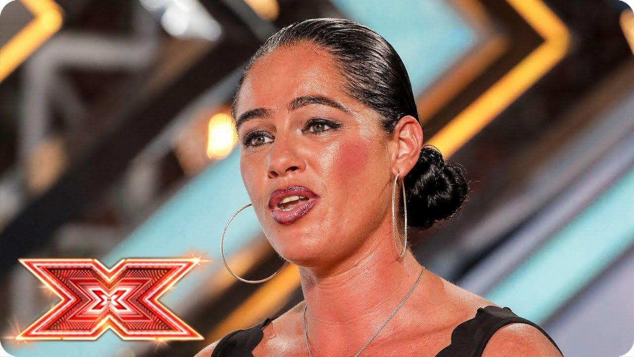 X Factor Tracyleanne Jefford star blames sunbeds for giving her skin cancer