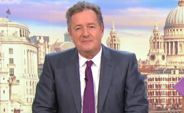 """Piers Morgan insists he would make a """"brilliant"""" Prime Minister"""