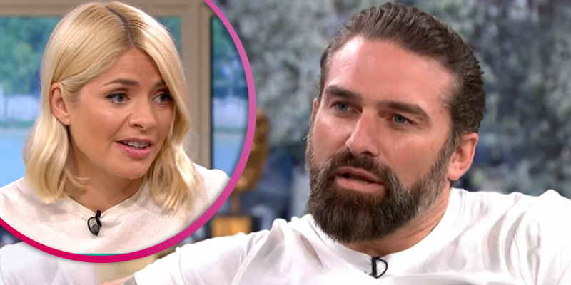 Holly Willoughby clashes with SAS hardman Ant Middleton on This Morning