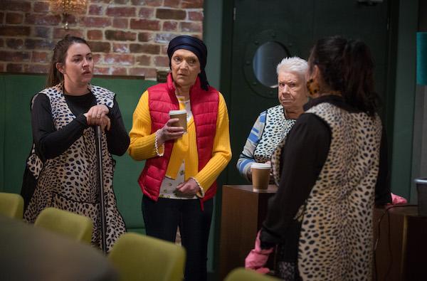 EastEnders SPOILER: Stacey and Kat torn apart