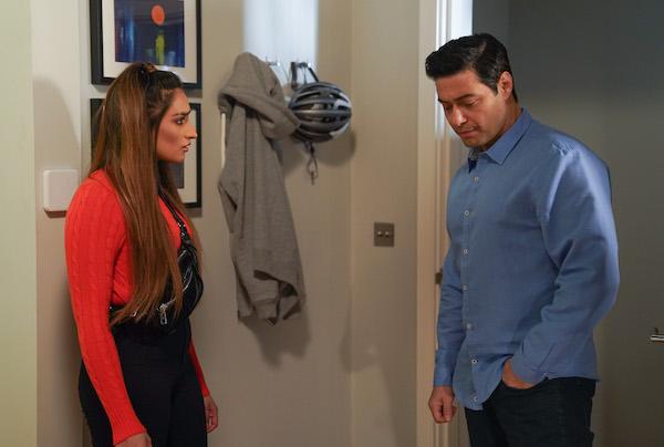 EastEnders SPOILER: Billy tells Honey about Adam and Habiba