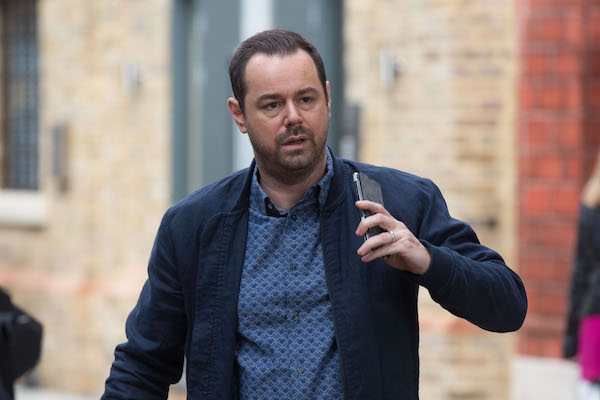 """EastEnders Danny Dyer teases """"powerful"""" scenes showing Mick Carter battle """"mental health issues"""""""