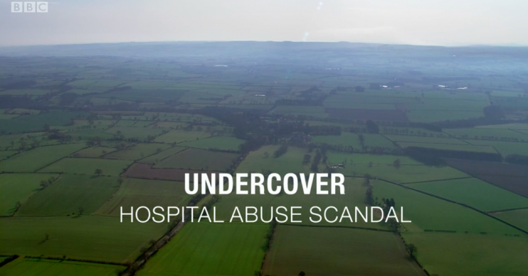 Panorama Undercover Hospital Abuse Scandal