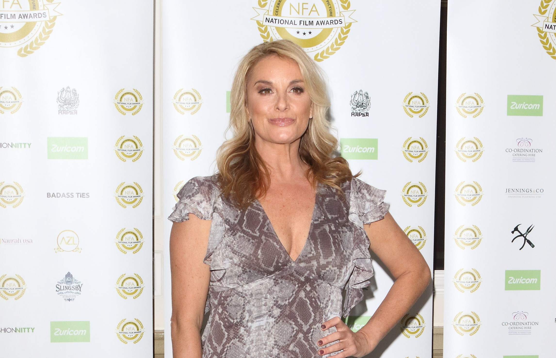 EastEnders star Tamzin Outhwaite shares adorable snap of daughters and boyfriend Tom Child