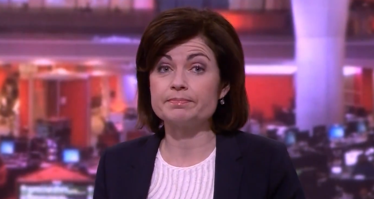 BBC newsreader Jane Hill treated for breast cancer