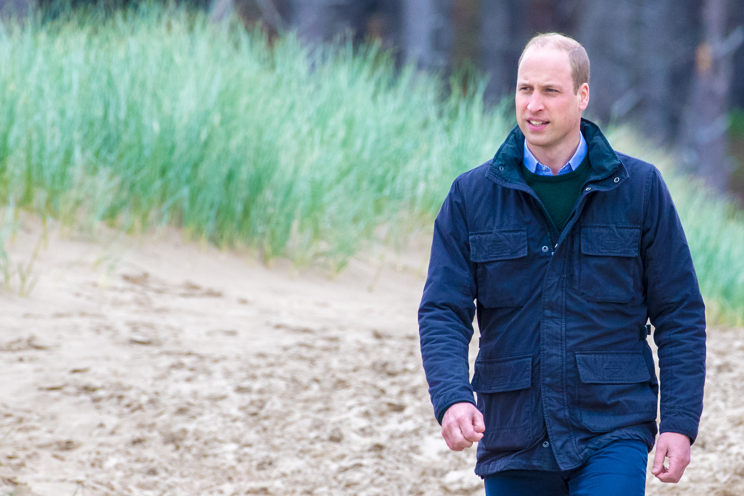 Prince William reveals cute nickname for his daughter Princess Charlotte