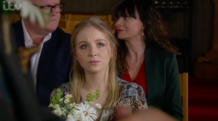 Emmerdale viewers fear Belle will be destroyed by Lisa's death