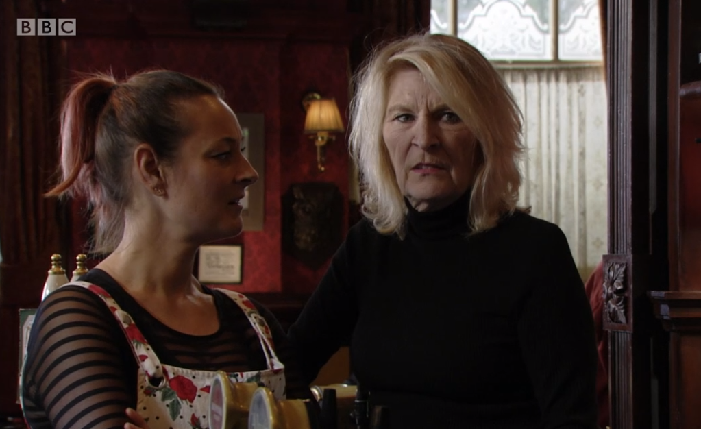 EastEnders airs dirtiest episode ever with shock self-pleasure references and sex talk