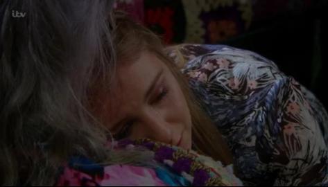 Belle Dingle actress Eden Taylor-Draper praised for performance after Lisa's death