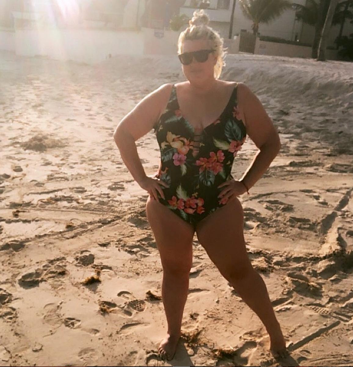 Gemma collins swimsuit