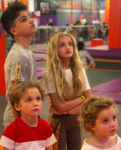 Katie Price Spends Birthday With Junior And Princess Entertainment Daily