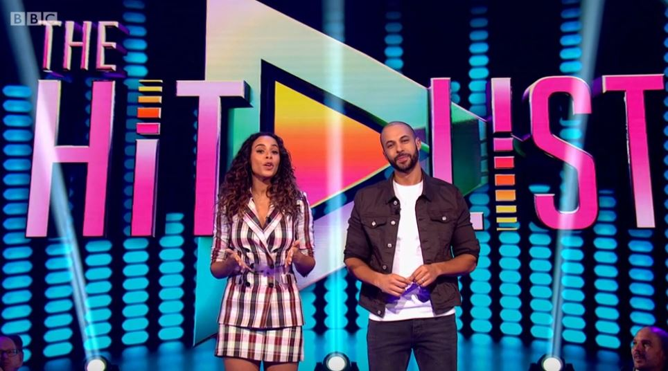 BBC One's The Hit List with Rochelle and Marvin Humes gets mixed reviews