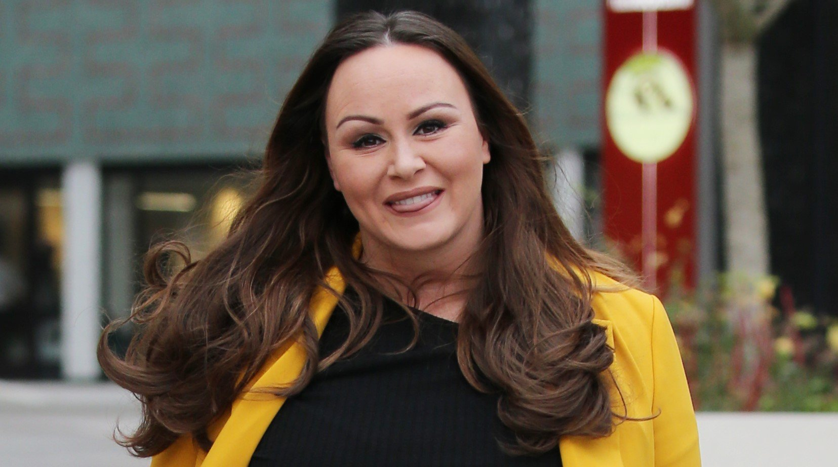 Chanelle Hayes admits she's gained back a stone during family holiday