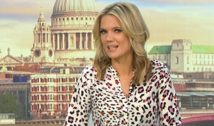 Charlotte Hawkins clashes with Nigel Farage in awkward GMB interview