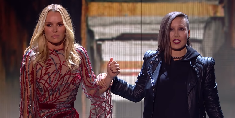 BGT could face Ofcom investigation as fans complain about Amanda Holden's swearing and The Haunting act
