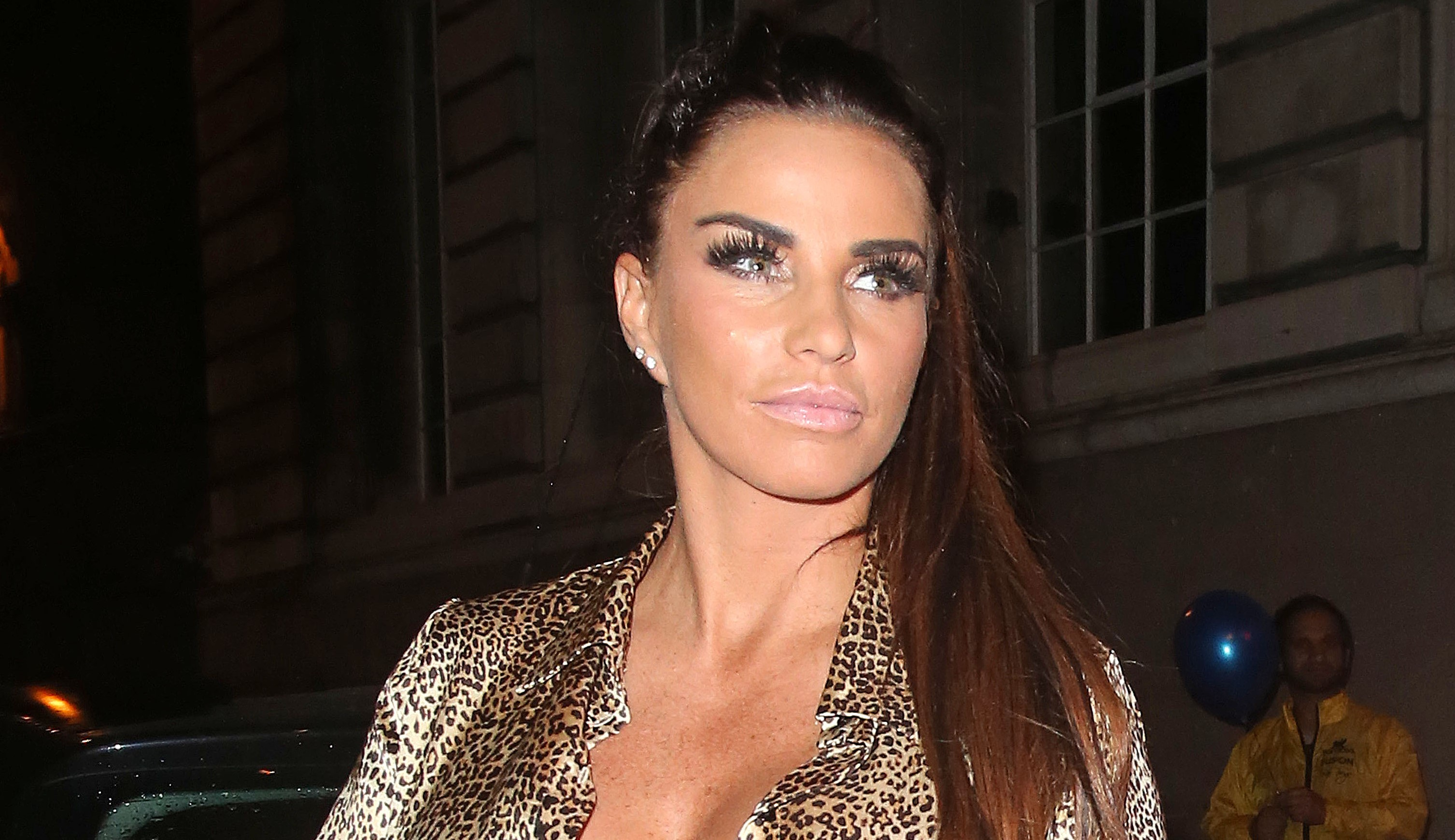 Katie Price to stand trial today accused of foul-mouthed rant at her ex's girlfriend