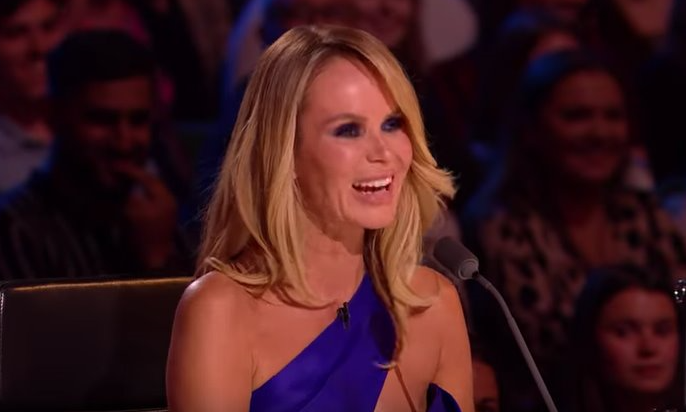 Amanda Holden swears AGAIN on Britain's Got More Talent