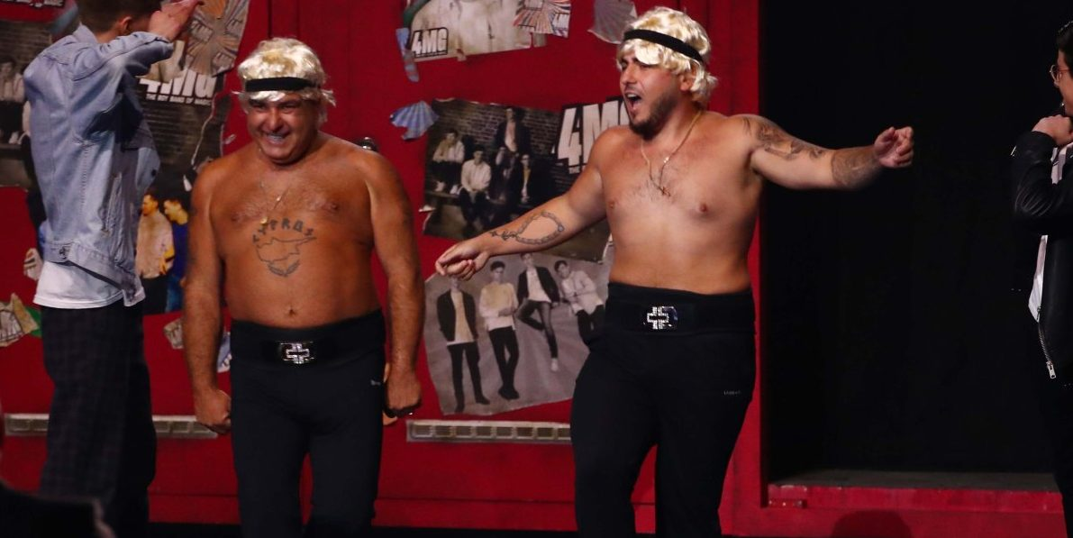 BGT fans want Stavros Flatley to win - even though they aren't contenders!