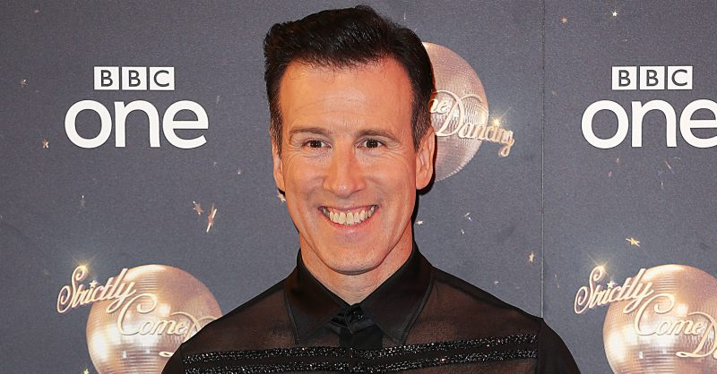 Strictly Come Dancing's Anton du Beke 'takes swipe at ex judge'