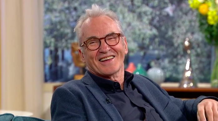 Larry Lamb This Morning