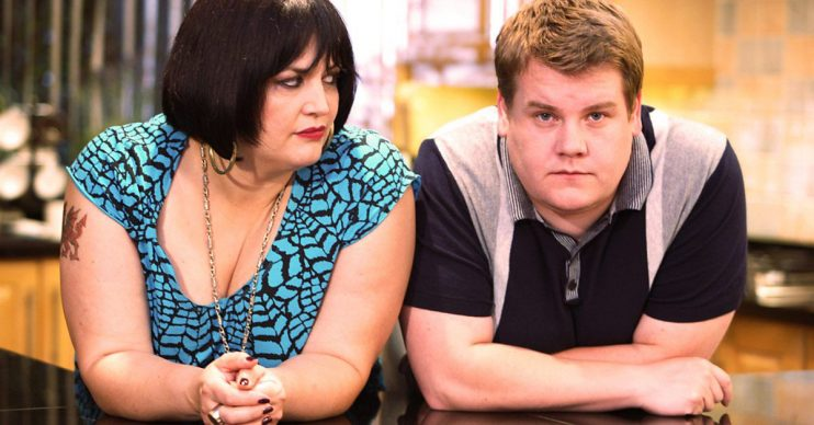 Gavin and stacey nessa and Smithy