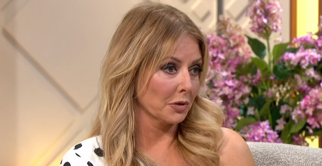 Carol Voderman divides viewers over 'awkward' interview with EastEnders' Lorraine Stanley