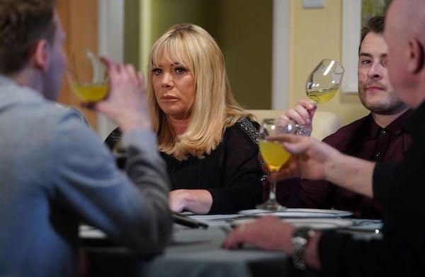 EastEnders SPOILER: Sharon's pregnant!