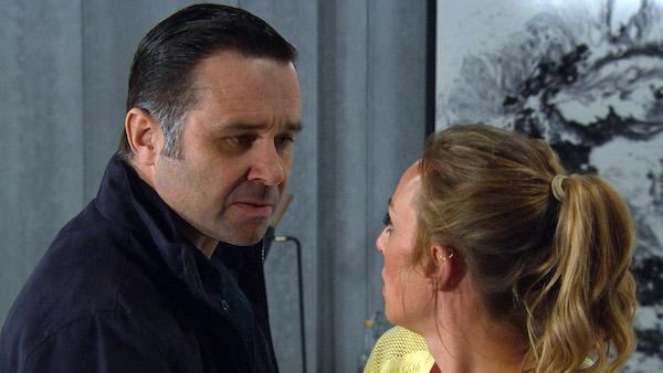 Emmerdale fans thrilled as Graham returns and exposes Andrea's secret