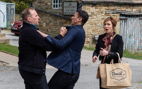 Emmerdale SPOILER: Jai becomes Will's next target