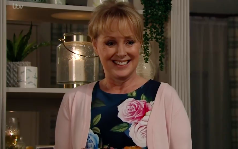 Corrie's Sally refused to watch Sinead's tragic storyline after her own cancer battle