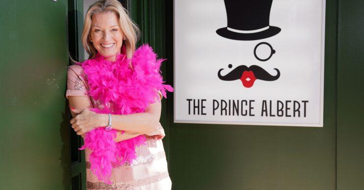 Kathy Beale The Prince Albert EastEnders Credit: BBC