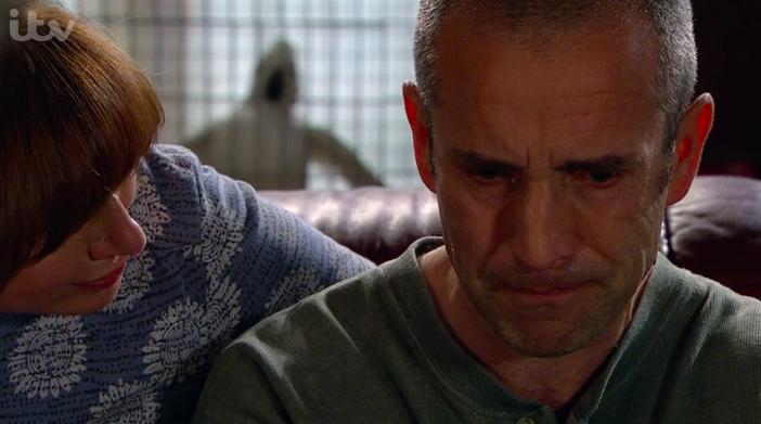 Emmerdale fans devastated as Sam breaks down after Lisa's death
