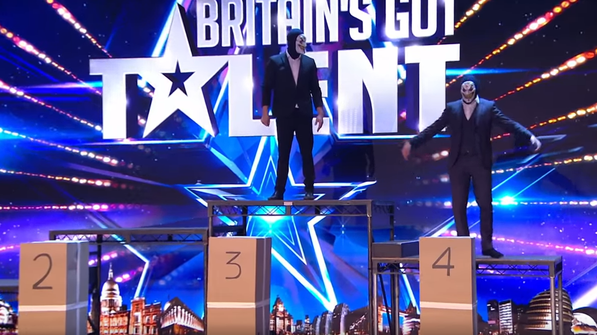 BGT act Brotherhood tease terrifying routine after pulling out of show