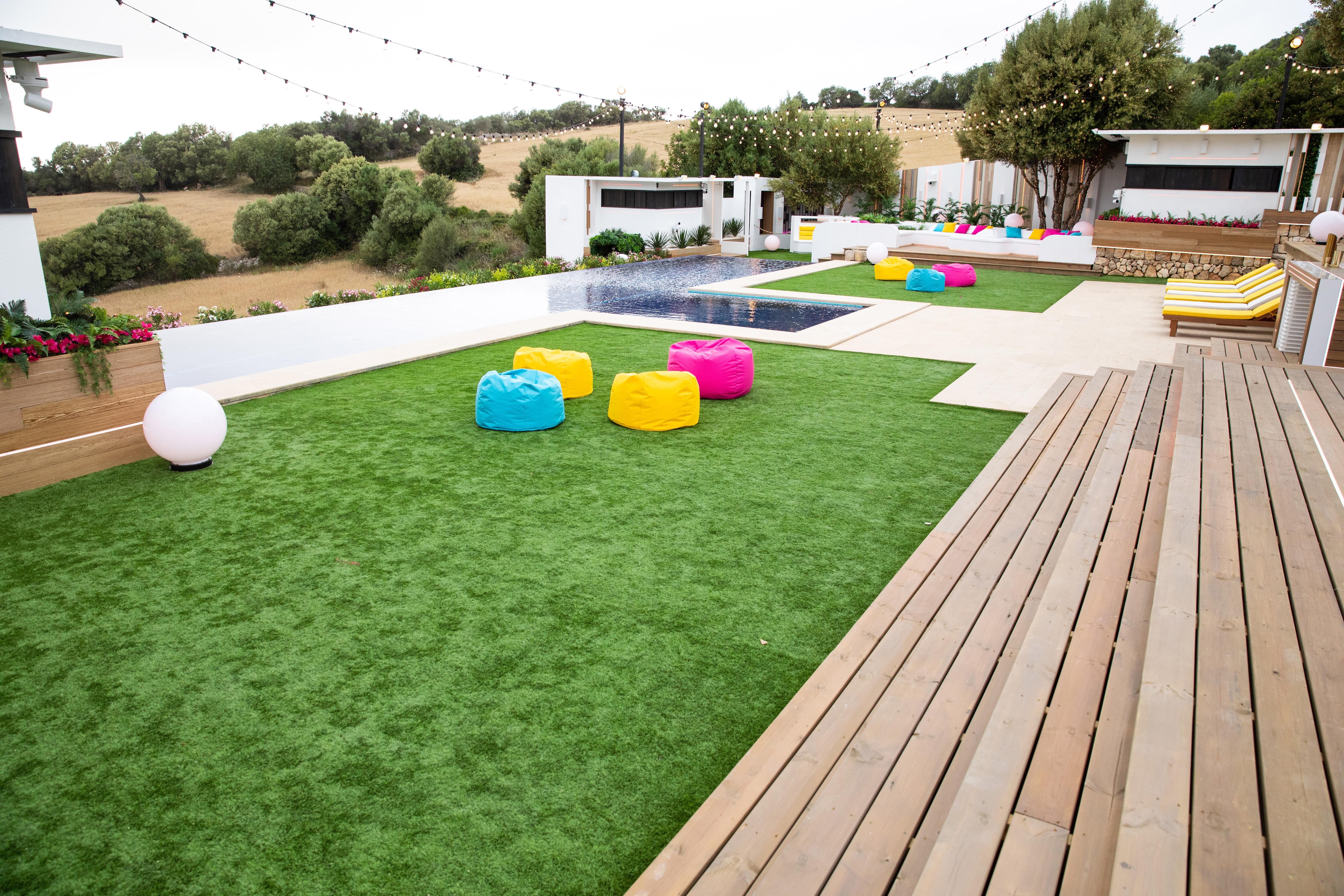 Love Island 2021 villa