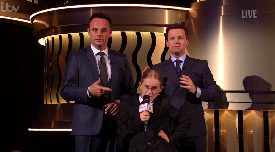 BGT viewers thought child star dropped C-bomb on air