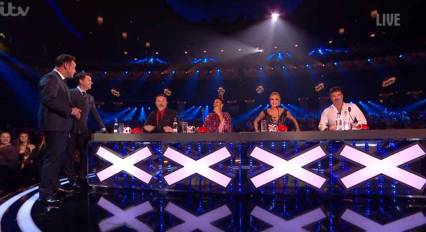 BGT viewers complain about sound issues