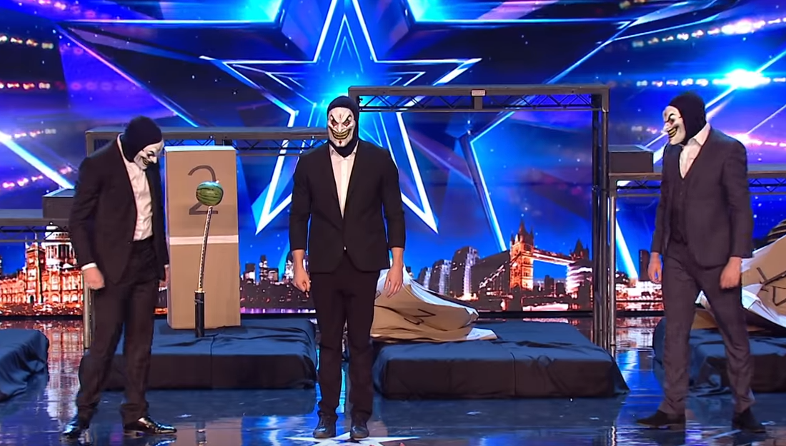 BGT duo Libby and Charlie will replace Brotherhood during tonight's semi-final