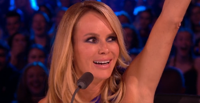 Amanda Holden's daughter made her apologise for swearing on BGMT